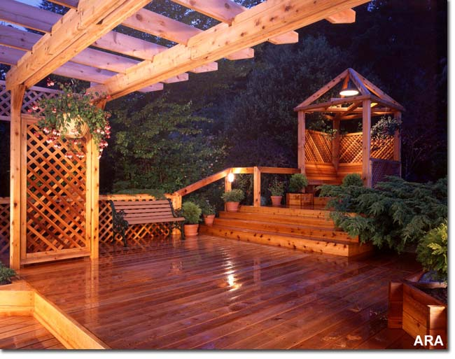How to maintain your deck so it is this clean every year