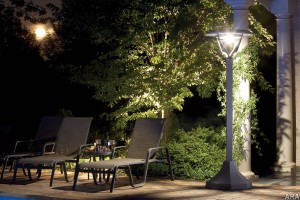 How to light up your night with landscape lighting