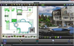 Screenshot of Landscape, Deck and Patio Designer