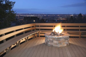 Photos of 12 Outdoor Fireplaces and Fire Pits