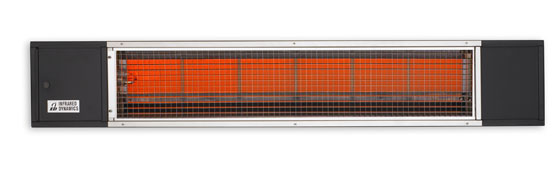 Stay warm on your deck or patio with this infared heater that heats up to 100 sq. ft